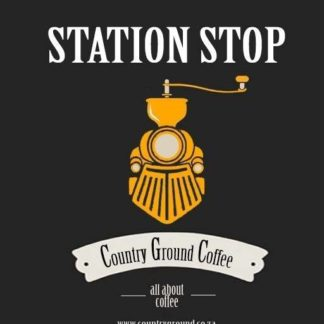 station stop coffee shop